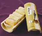 孟宗竹割蓋1本入り 銀鱈(5切)
